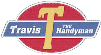 Travis The Handyman Logo